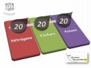 ABONO SOLIDO LTA 20-20-20 en 10 Kg - Foliar desde 1,75 €/KG