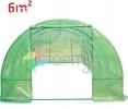 Invernadero Armable Tunel 6 metros cuadrados Profesional