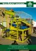 Máquina multifunción para el procesado del pistacho