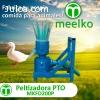 Máquina para pellets con madera 200 mm PTO 80-120 kg/h - MKF